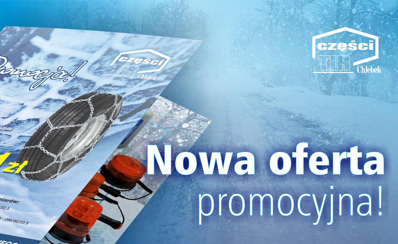 Zimowa oferta promocyjna!